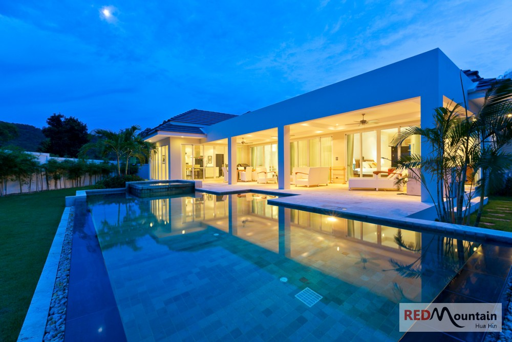Hua Hin Real Estate Agency's HOue for Sale WOODLANDS [HH 22066] 1