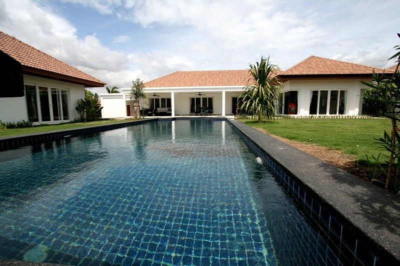 Hua Hin Real Estate Agency's House for Sale EXCEPTIONAL VILLA   [HH 22077] 1