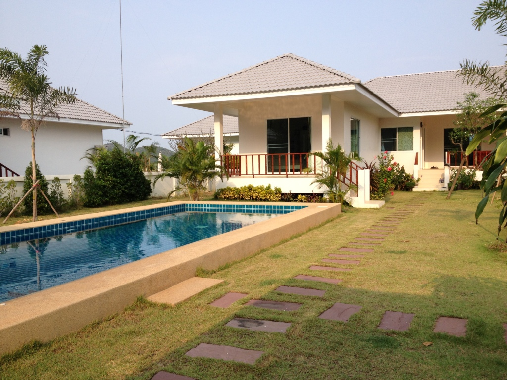 Hua Hin Real Estate Agency's House fr Sale DOLPHIN  BAY  VILLA [HH 22075] 2