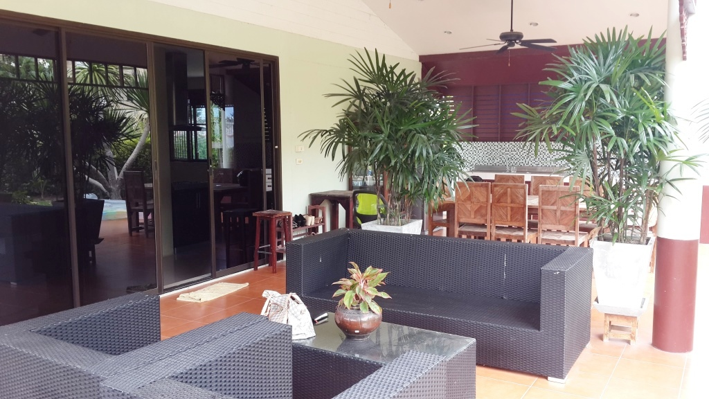 Hua Hin Real Estate Agency's House for Sale 200 m  from  the  beach [HH 22087] 9
