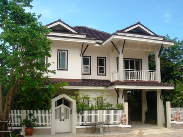 Hua Hin Real Estate Agency's House for Sale BEVERLY  HILLS [HH 22120] 1
