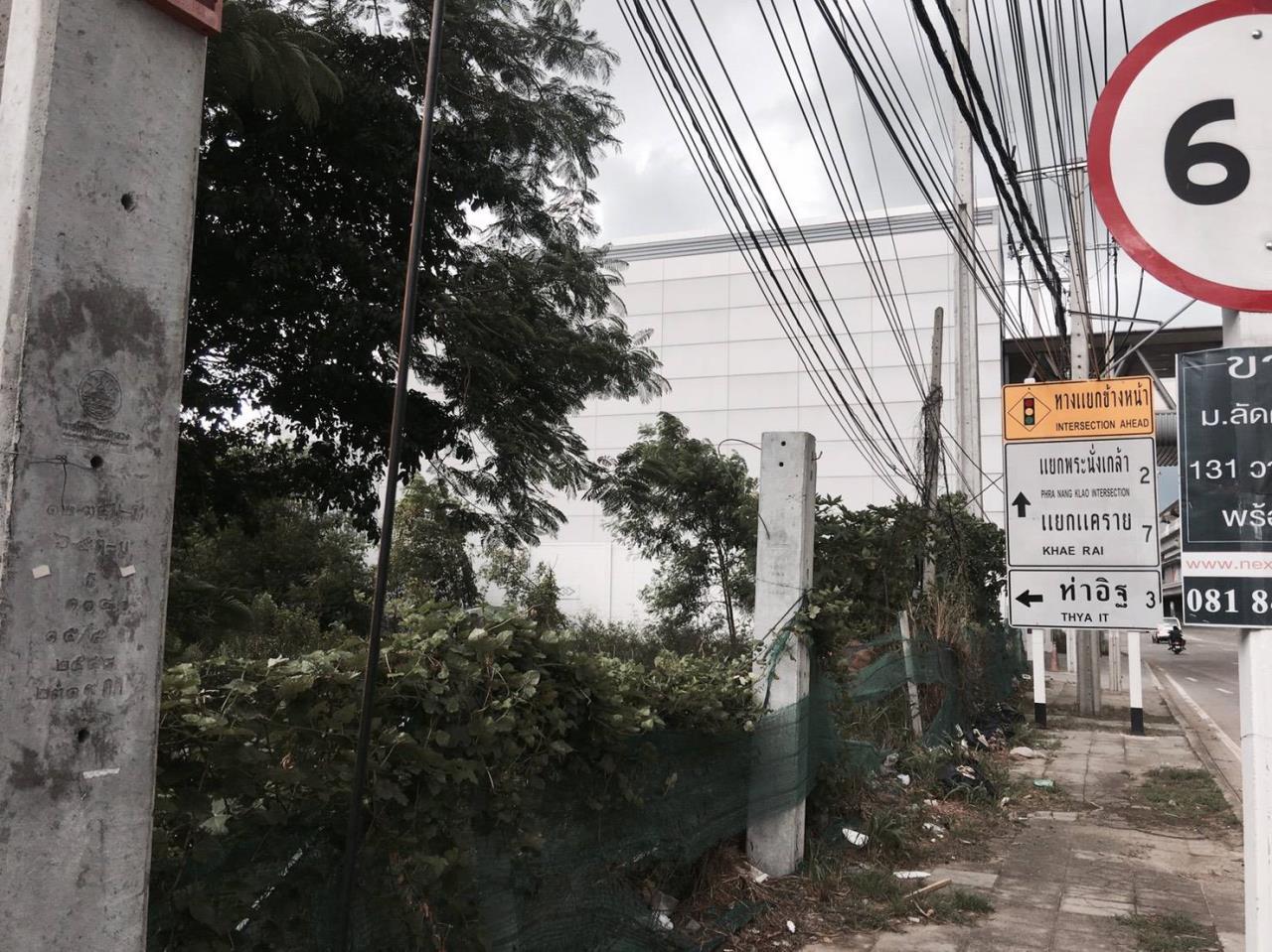 Agent - Oran Charoenlap Agency's Land next to Bang Rak Noi Tha It MRT Station 2