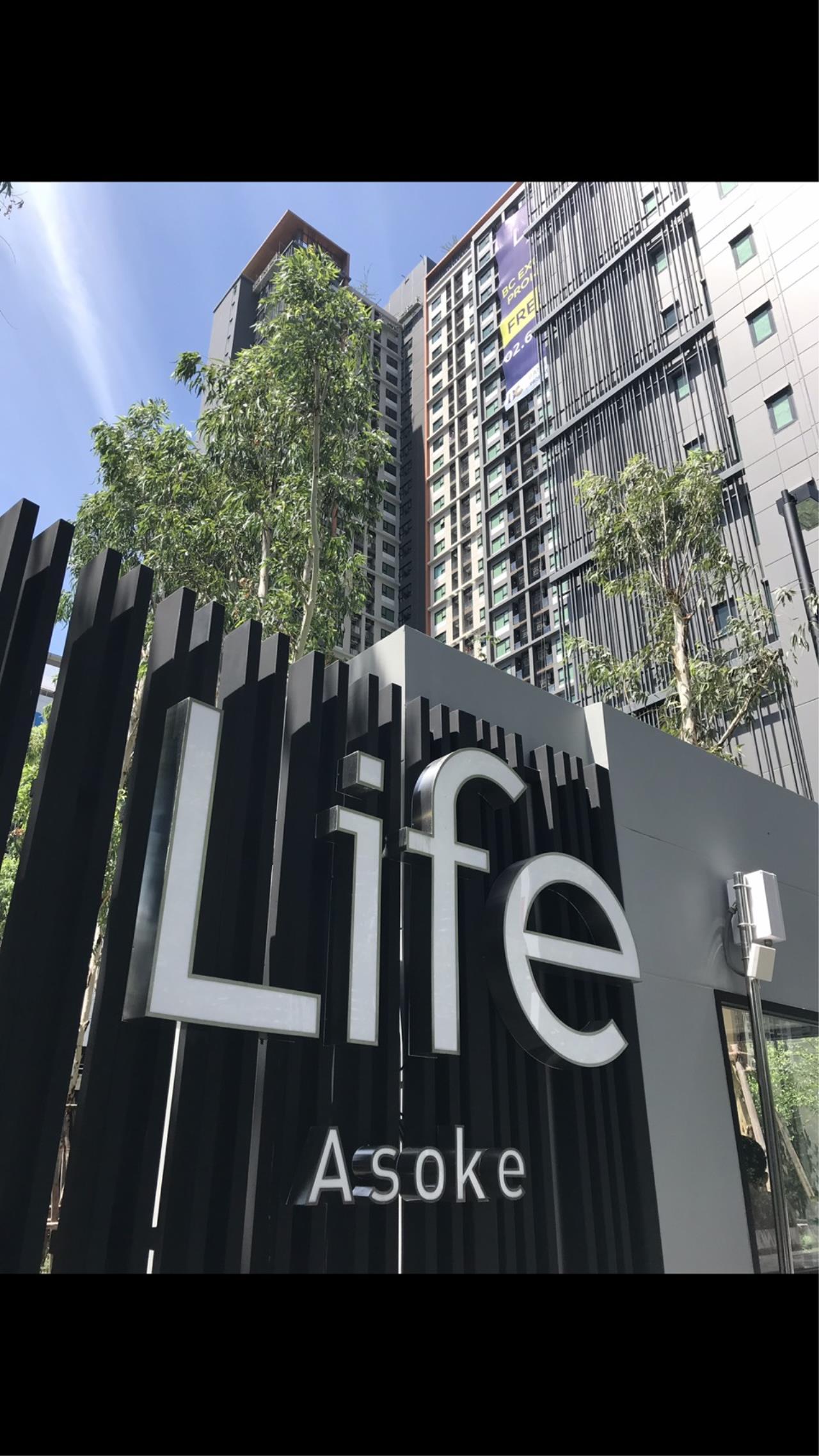 All Living Real Estate Co., Ltd Agency's  Life Asoke  3