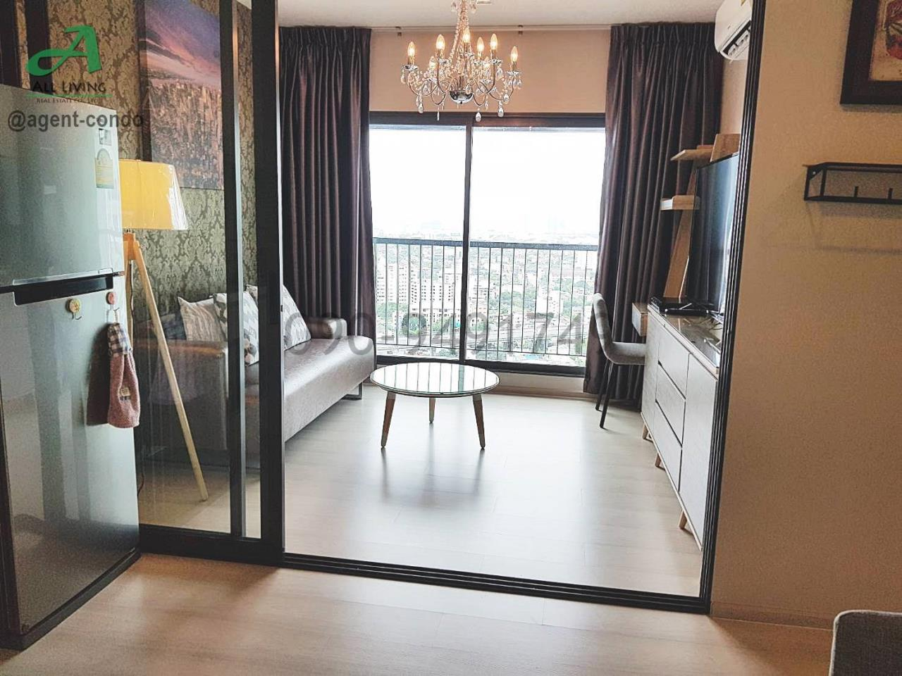 All Living Real Estate Co., Ltd Agency's  Life sukhumvit 48 3