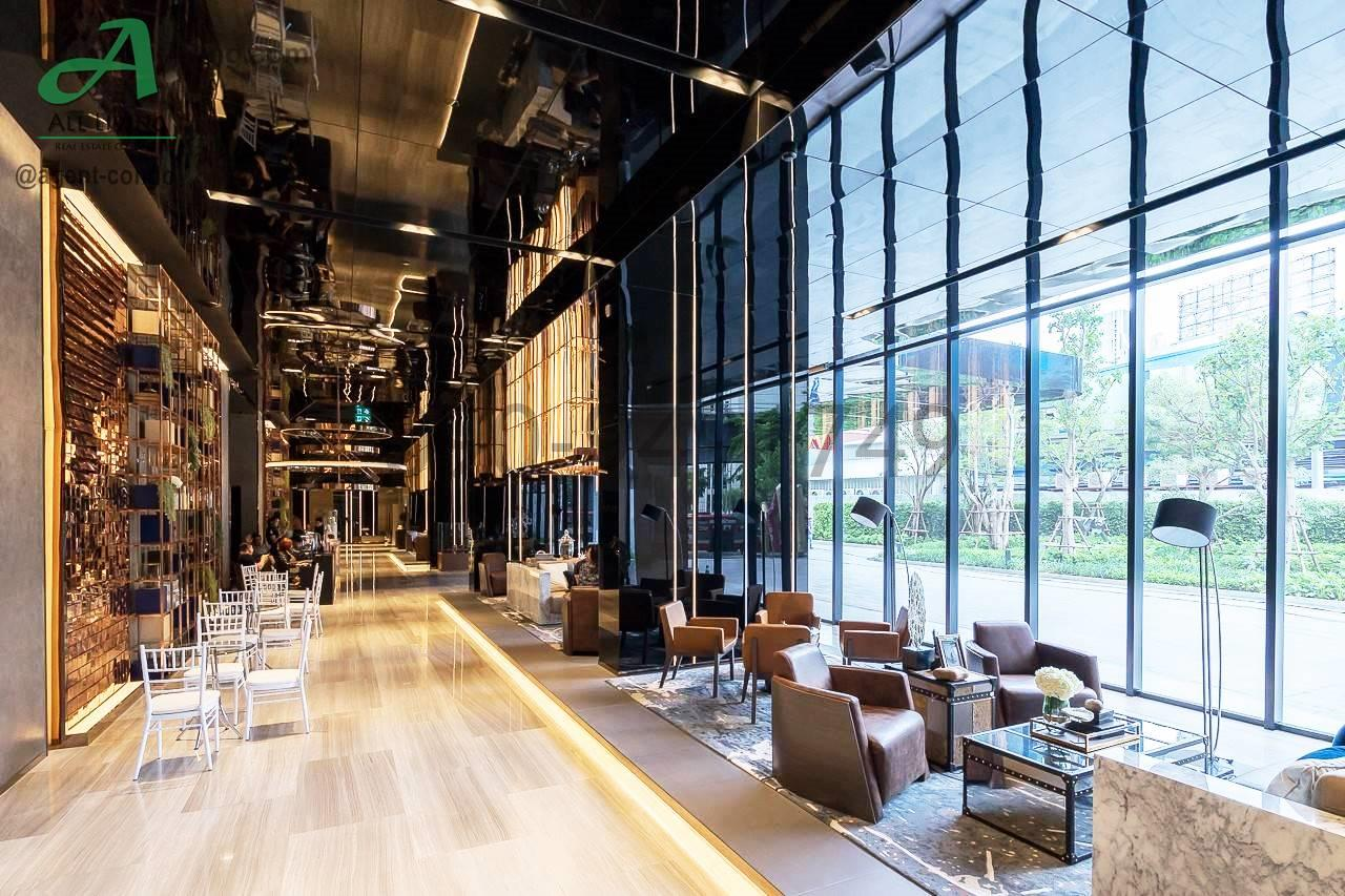 All Living Real Estate Co., Ltd Agency's Ashton Chula-Silom 4
