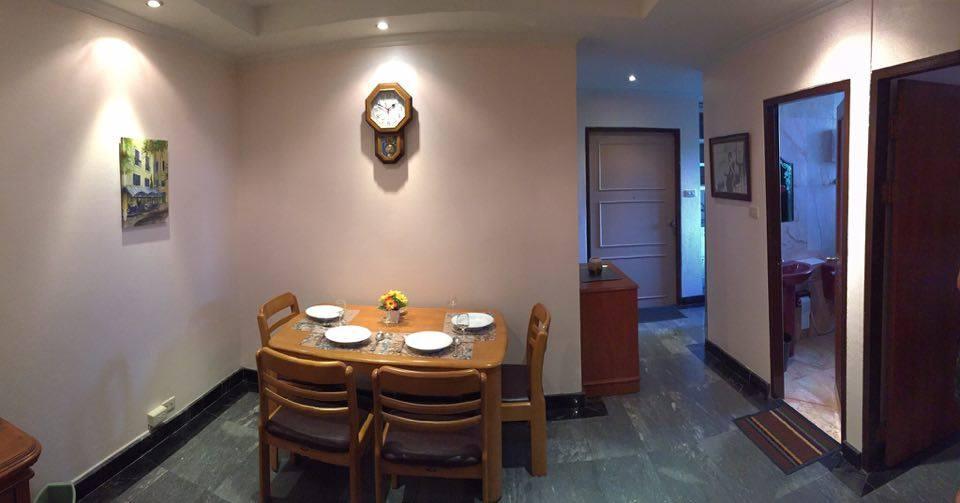 RE/MAX BestLife Agency's Prasanmit Condominium 2 Bedroom for rent 23K 9