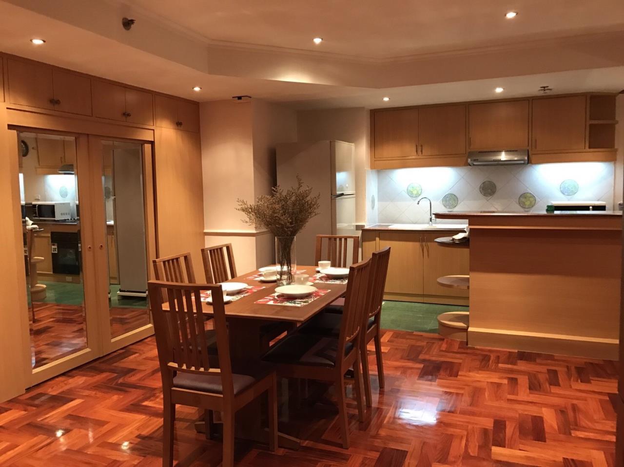 RE/MAX BestLife Agency's Las Colinas Rental 2 Bedrooms Soi Cowboy Asok 7