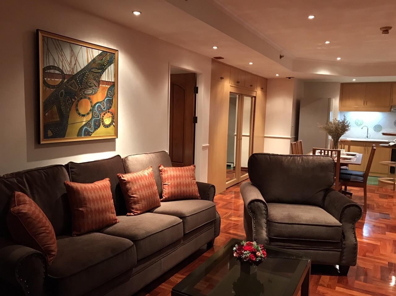 RE/MAX BestLife Agency's Las Colinas Rental 2 Bedrooms Soi Cowboy Asok 5