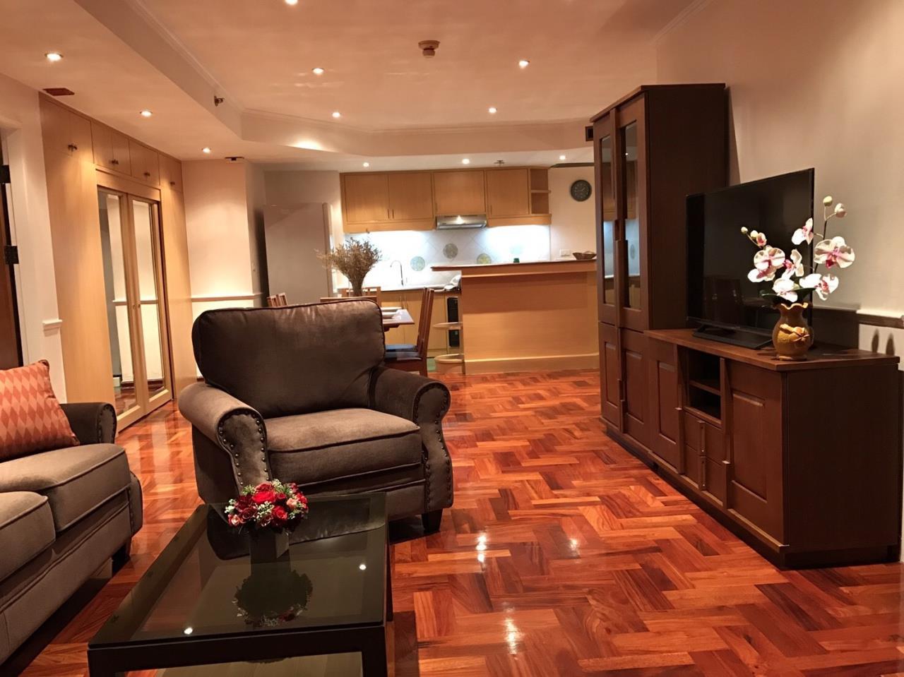 RE/MAX BestLife Agency's Las Colinas Rental 2 Bedrooms Soi Cowboy Asok 6