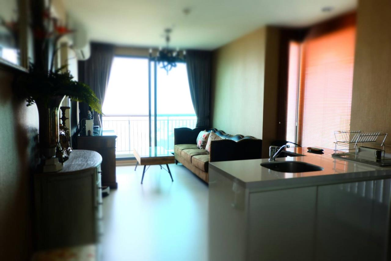 RE/MAX BestLife Agency's Rhythm Sukhumvit 42 Rental 1 Bedroom 38K 4