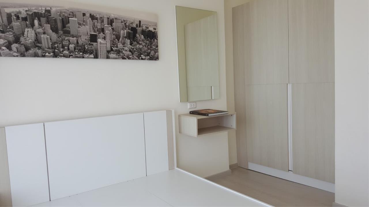 RE/MAX BestLife Agency's Aspire Sathorn-Taksin Rent / Sale 1 Bedroom BTS Wutthakat 6