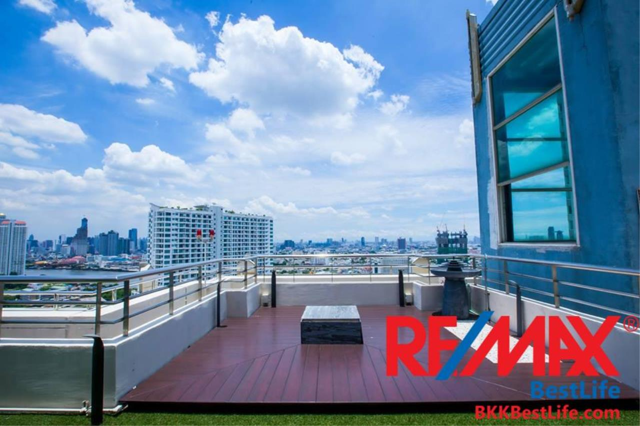 RE/MAX BestLife Agency's Watermark Chaophraya River Sale 4 Bedrooms Charoen Nakohn 17