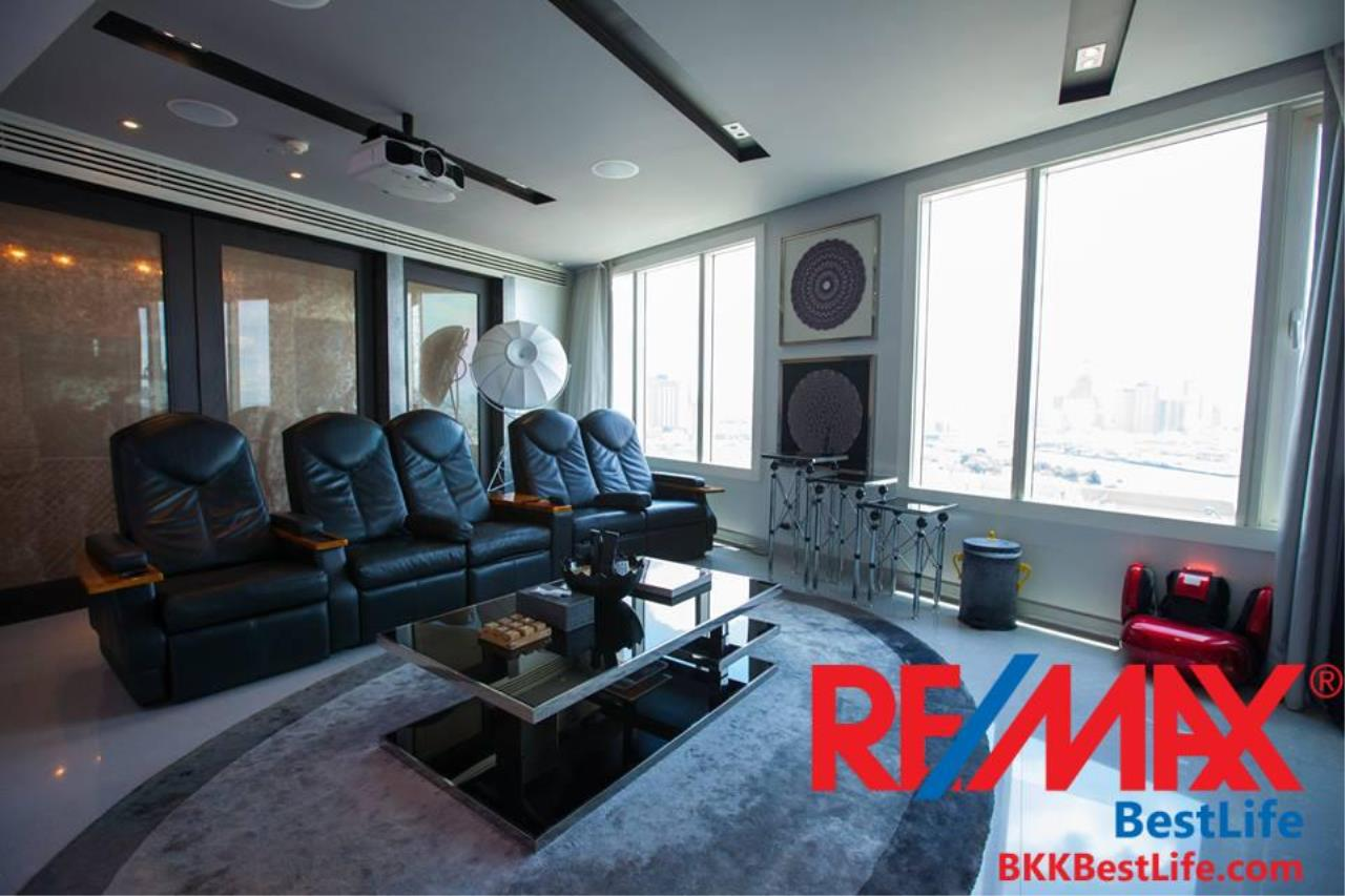 RE/MAX BestLife Agency's Watermark Chaophraya River Sale 4 Bedrooms Charoen Nakohn 21