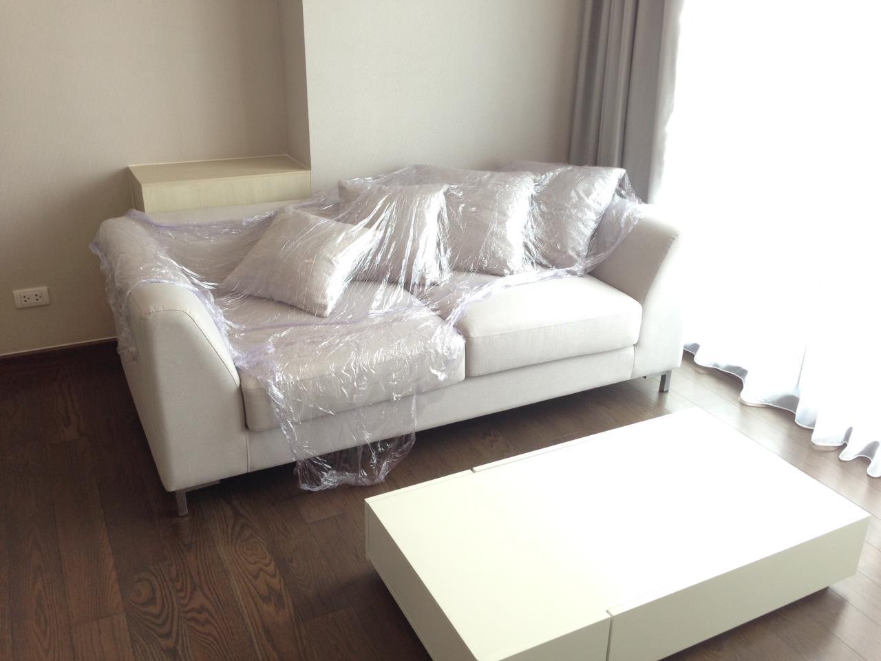 RE/MAX BestLife Agency's Q Asoke Rent 2 Bedrooms Petchaburi 1