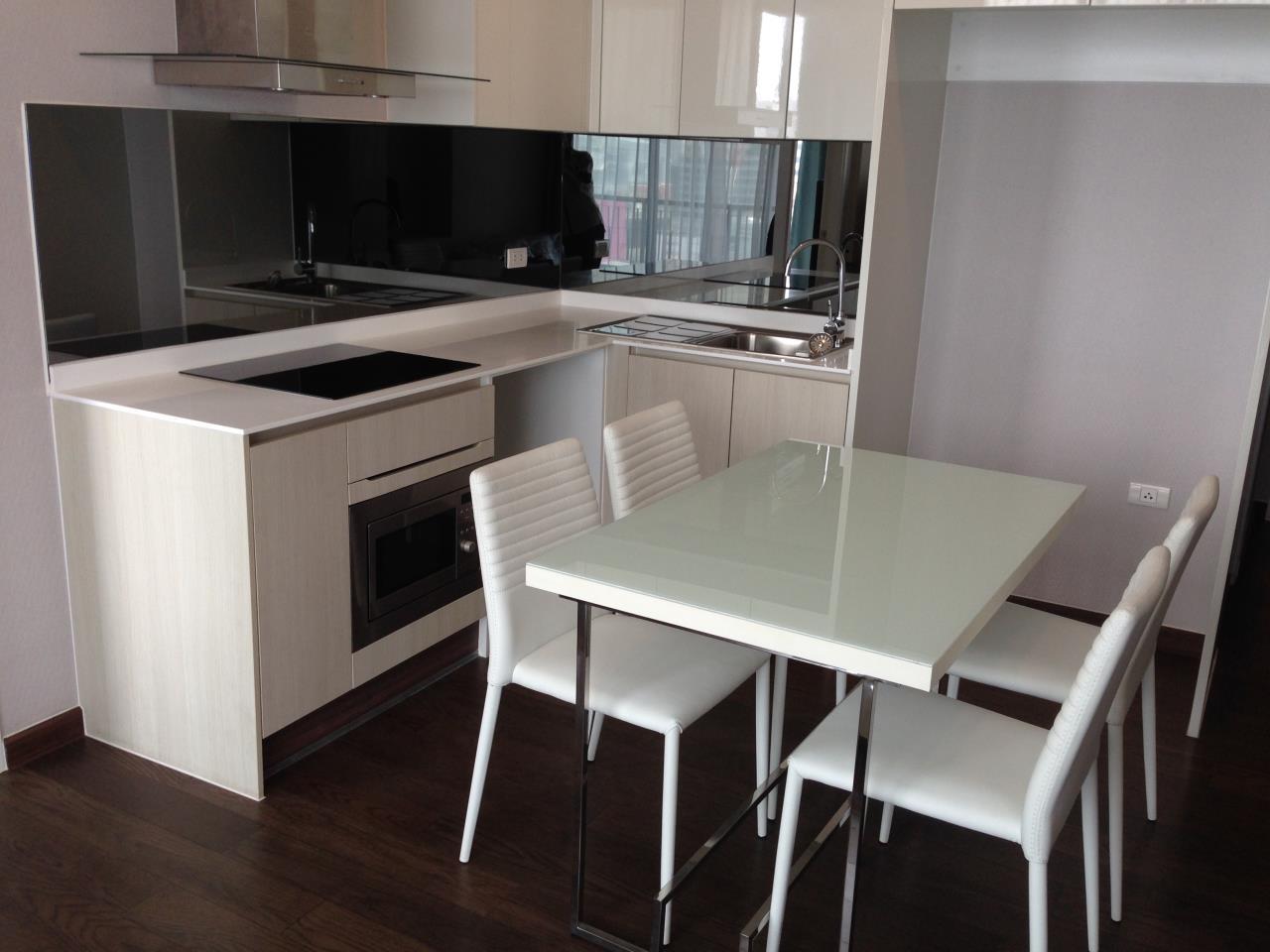 RE/MAX BestLife Agency's Q Asoke Rent 2 Bedrooms Petchaburi 3