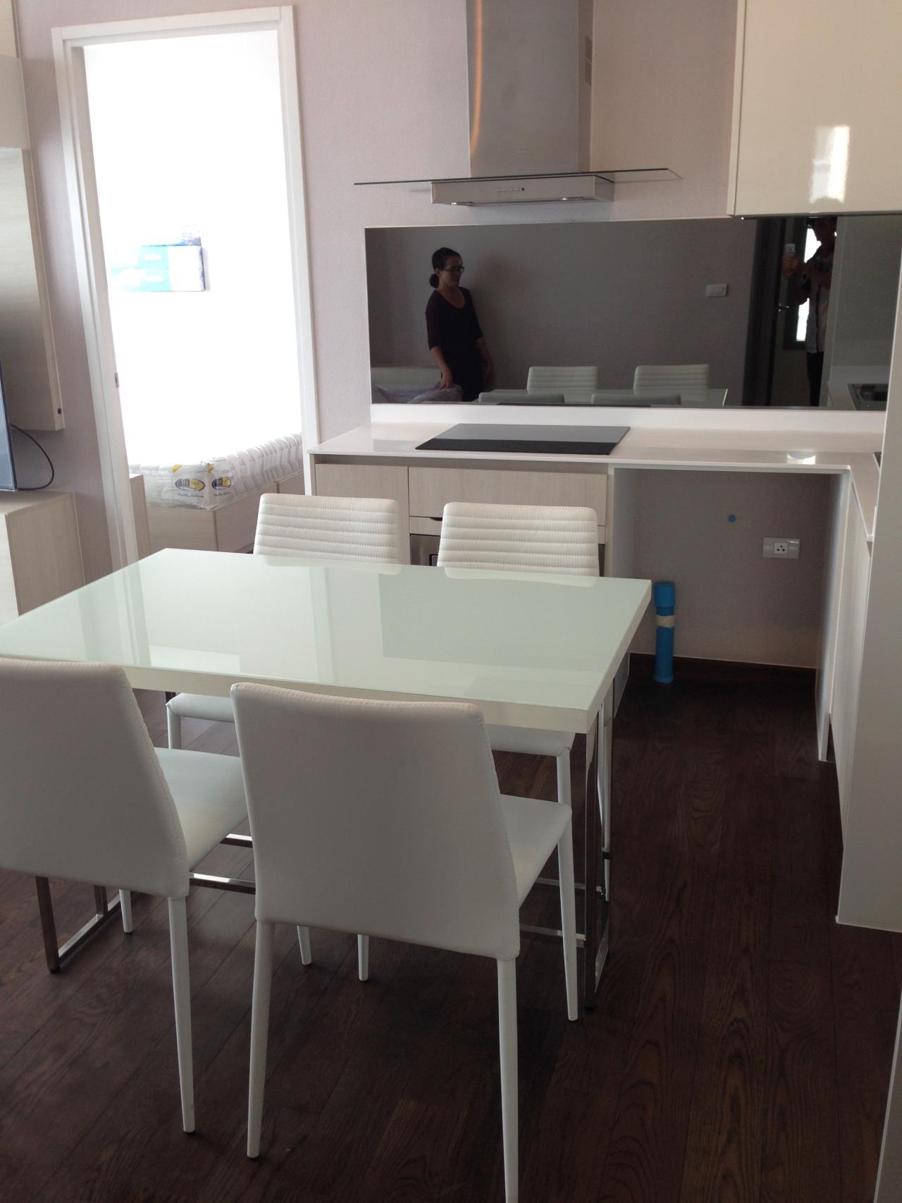 RE/MAX BestLife Agency's Q Asoke Rent 2 Bedrooms Petchaburi 4
