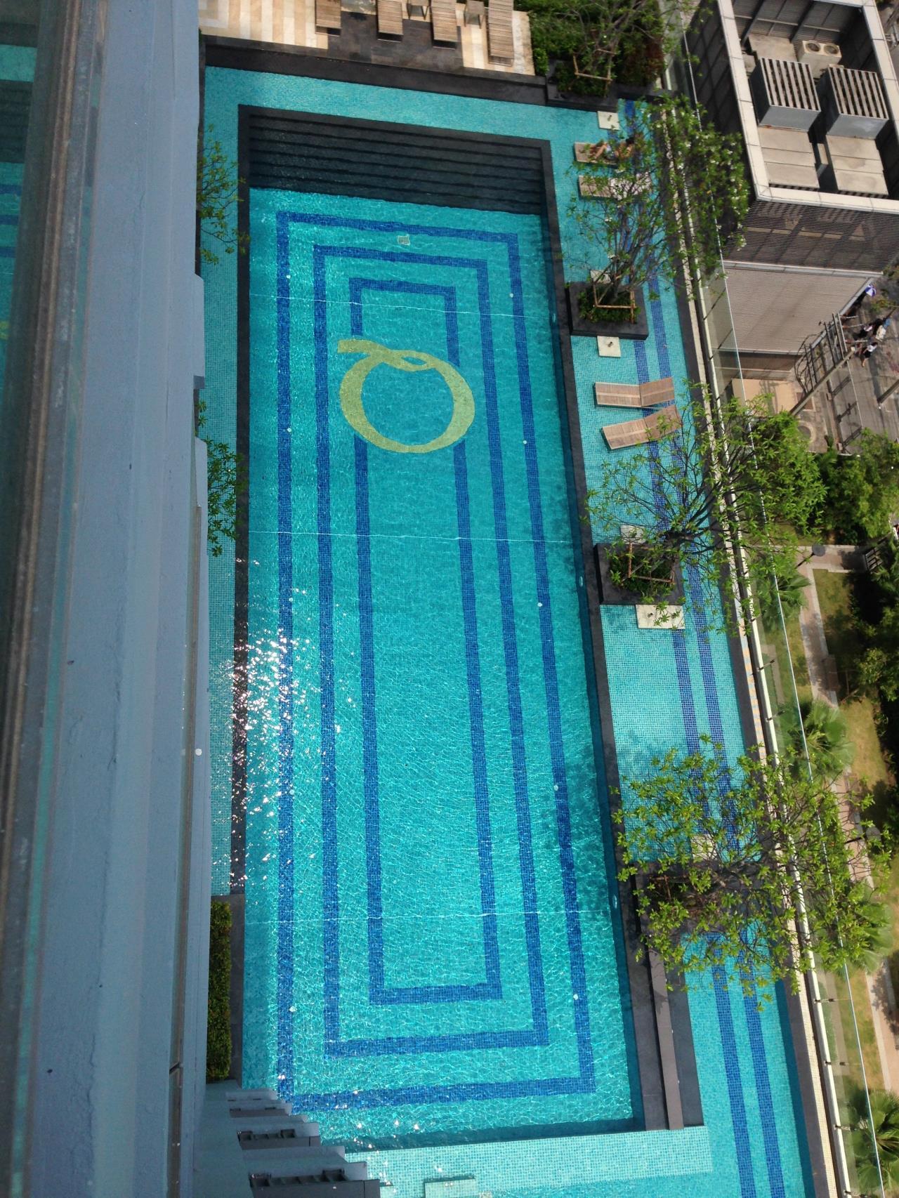 RE/MAX BestLife Agency's Q Asoke Rent 2 Bedrooms Petchaburi 9