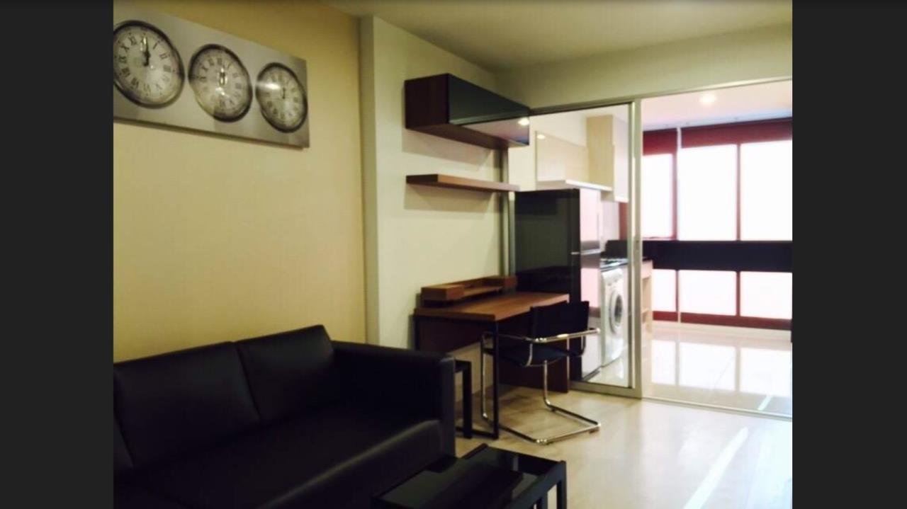 RE/MAX BestLife Agency's Rhythm Sathorn Narathiwas, Rent 1 Bedroom Chong Nonsi 1