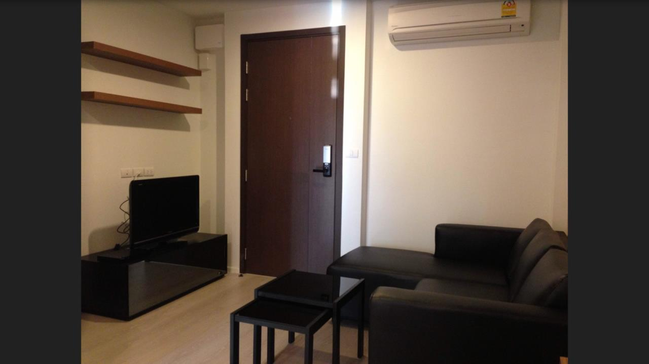 RE/MAX BestLife Agency's Rhythm Sathorn Narathiwas, Rent 1 Bedroom Chong Nonsi 2