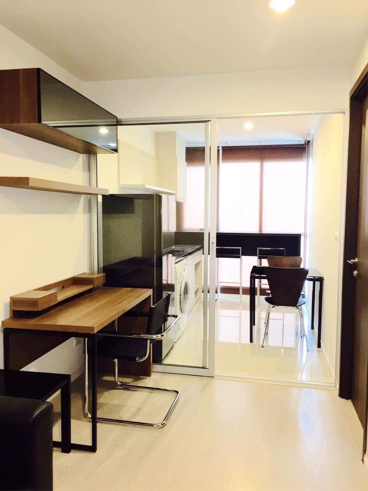 RE/MAX BestLife Agency's Rhythm Sathorn Narathiwas, Rent 1 Bedroom Chong Nonsi 4