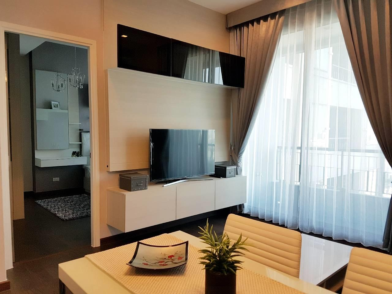 RE/MAX BestLife Agency's Q Asoke Rent 1 Bedroom Petchaburi 2