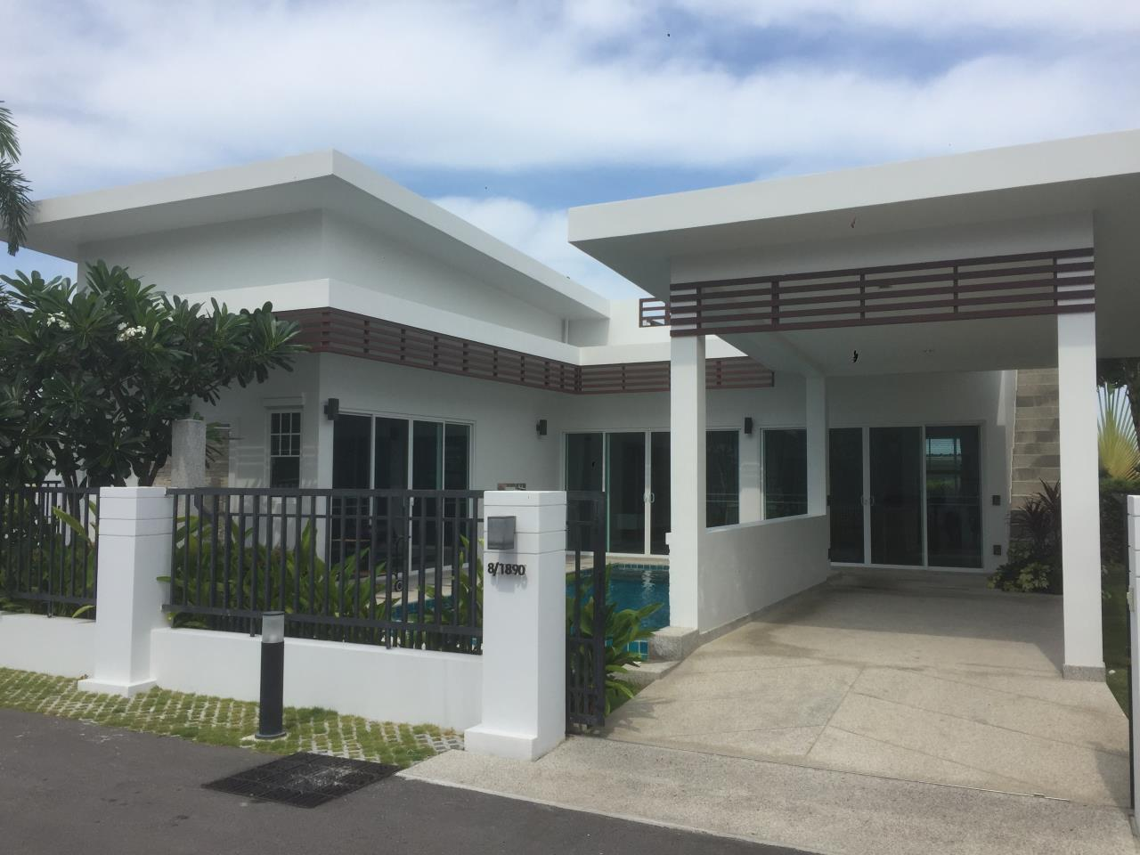 RE/MAX BestLife Agency's  Sivana Hideaway Sale 2 Bedroom Villa Hua Hin 1