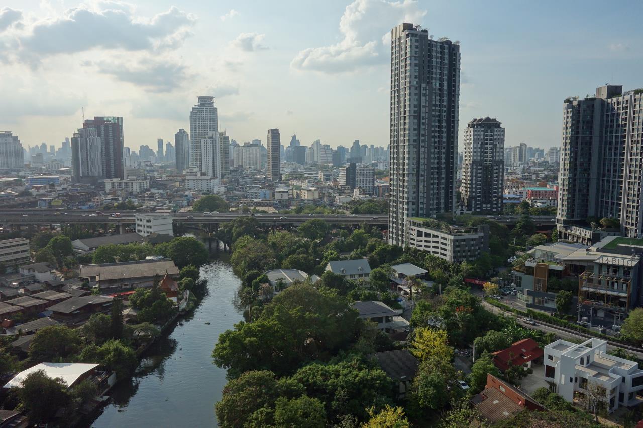 BKK BestLife Real Estate Agency's Blocs 77 Rent 2 Bedroom On Nut  9