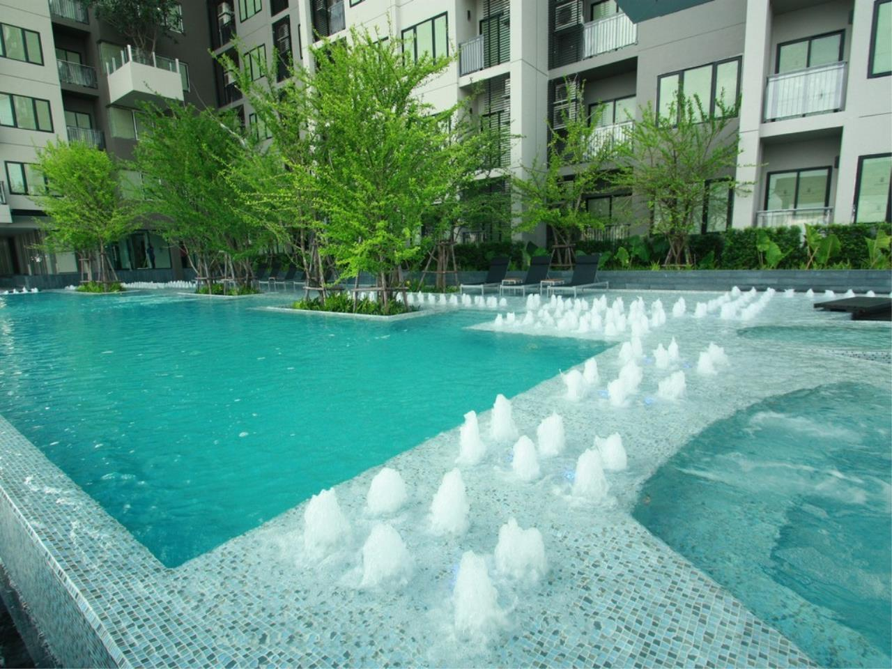 BKK BestLife Real Estate Agency's Blocs 77 Rent 2 Bedroom On Nut  10