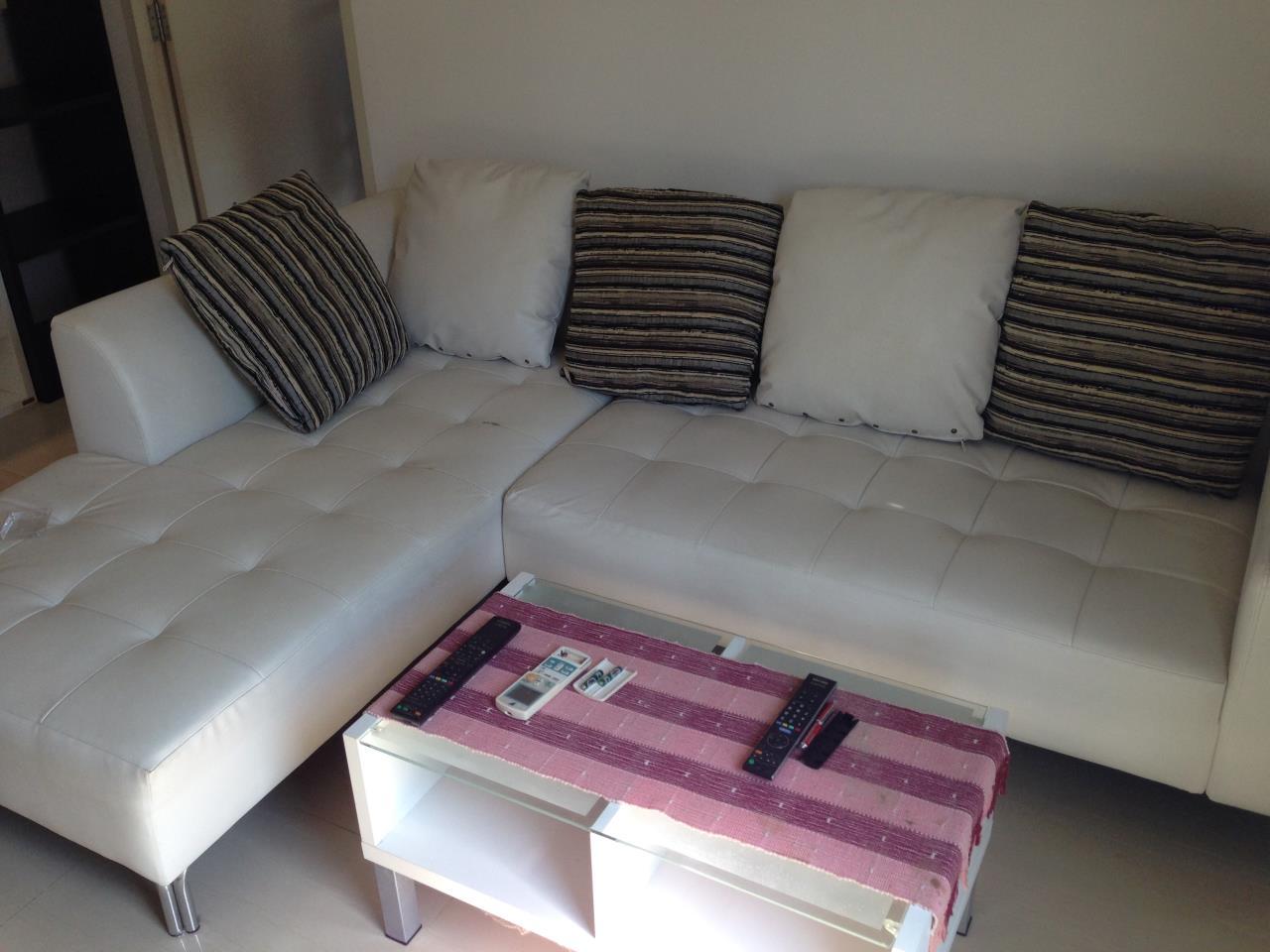 BKK BestLife Real Estate Agency's Condo One Sukhumvit 52 Rent 1 Bedroom On Nut 5
