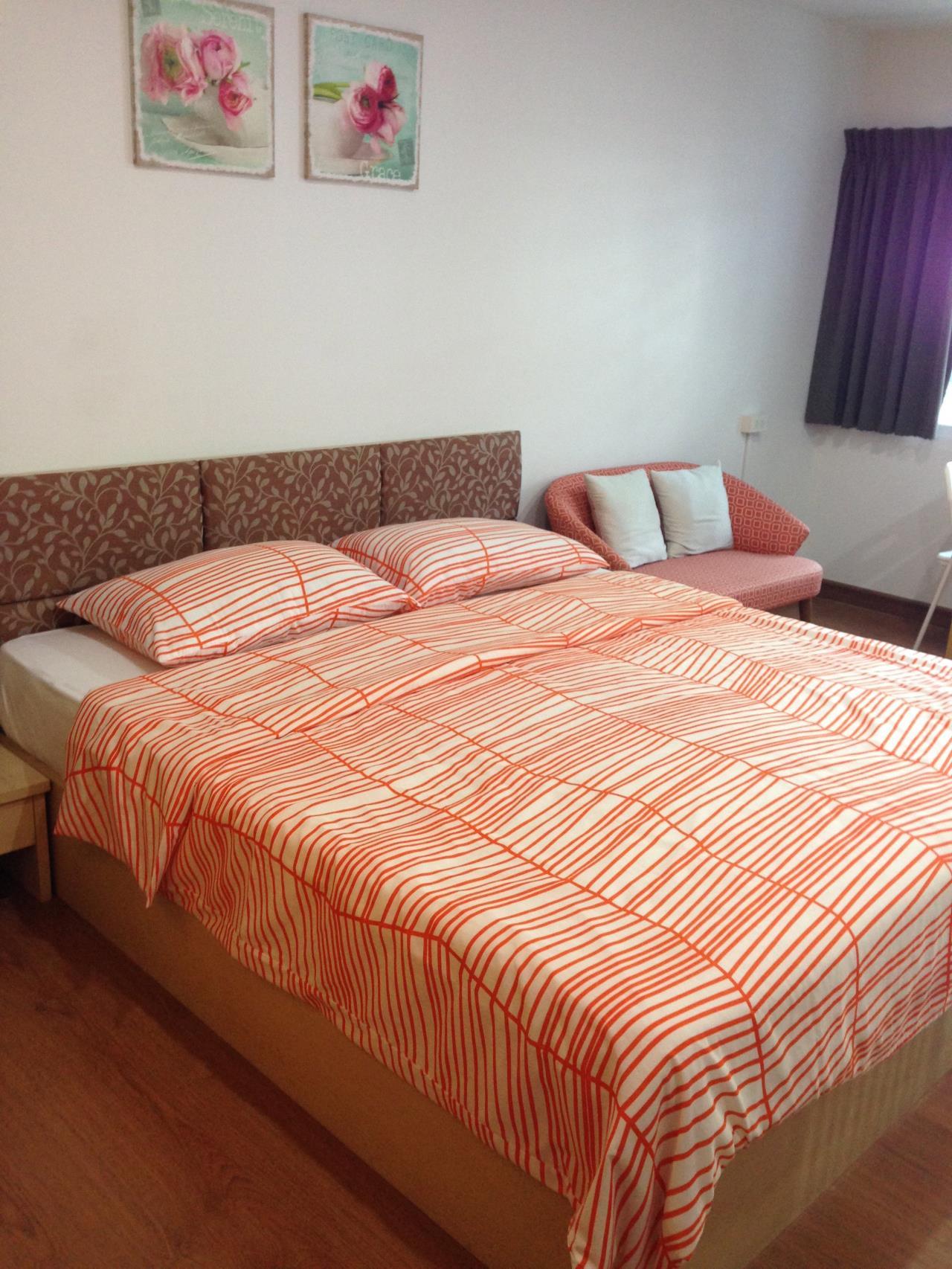 BKK BestLife Real Estate Agency's Next Condominium Sukhumvit 52 Rent Studio On Nut  3