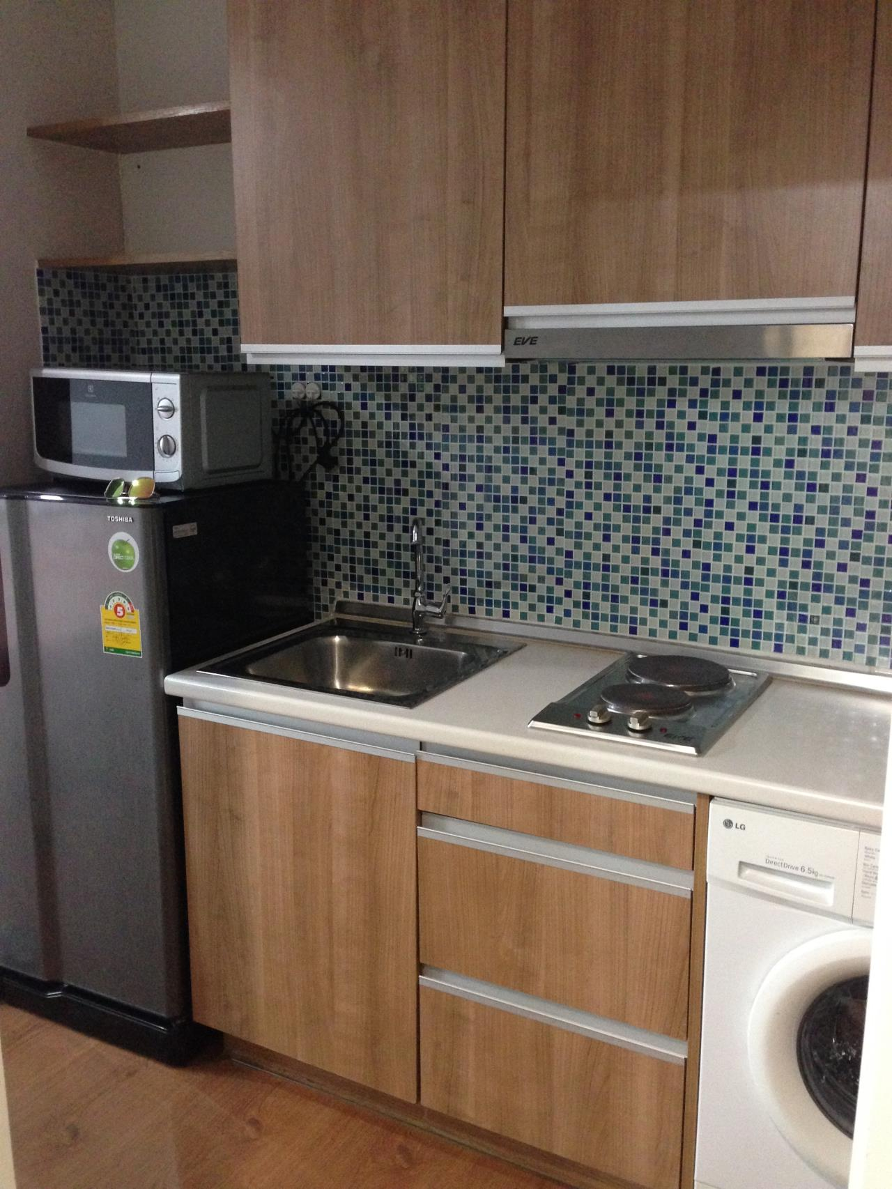 BKK BestLife Real Estate Agency's Next Condominium Sukhumvit 52 Rent Studio On Nut  6