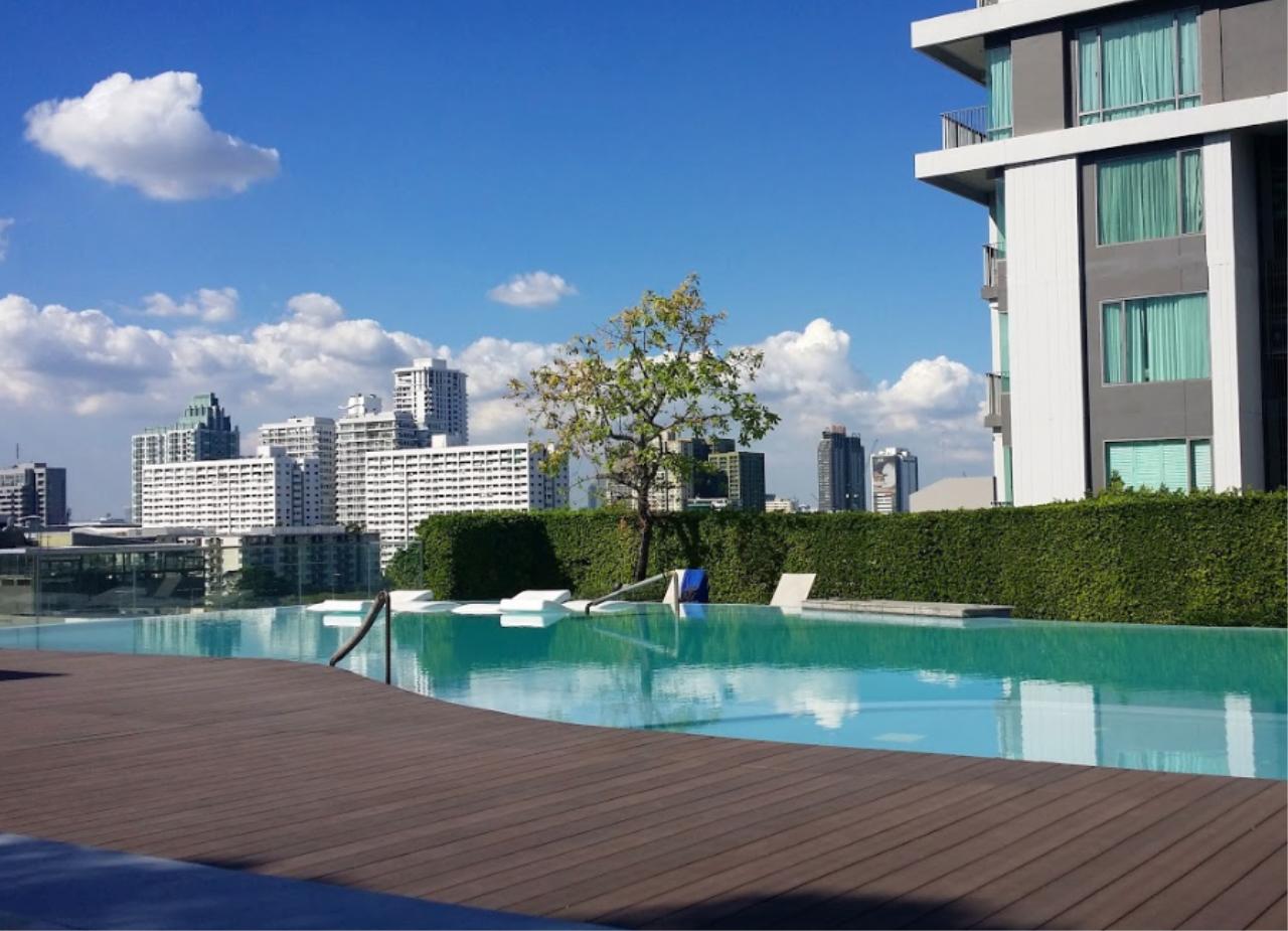 BKK BestLife Real Estate Agency's Ceil by Sansiri Rent 1 Bedroom Ekkamai 8