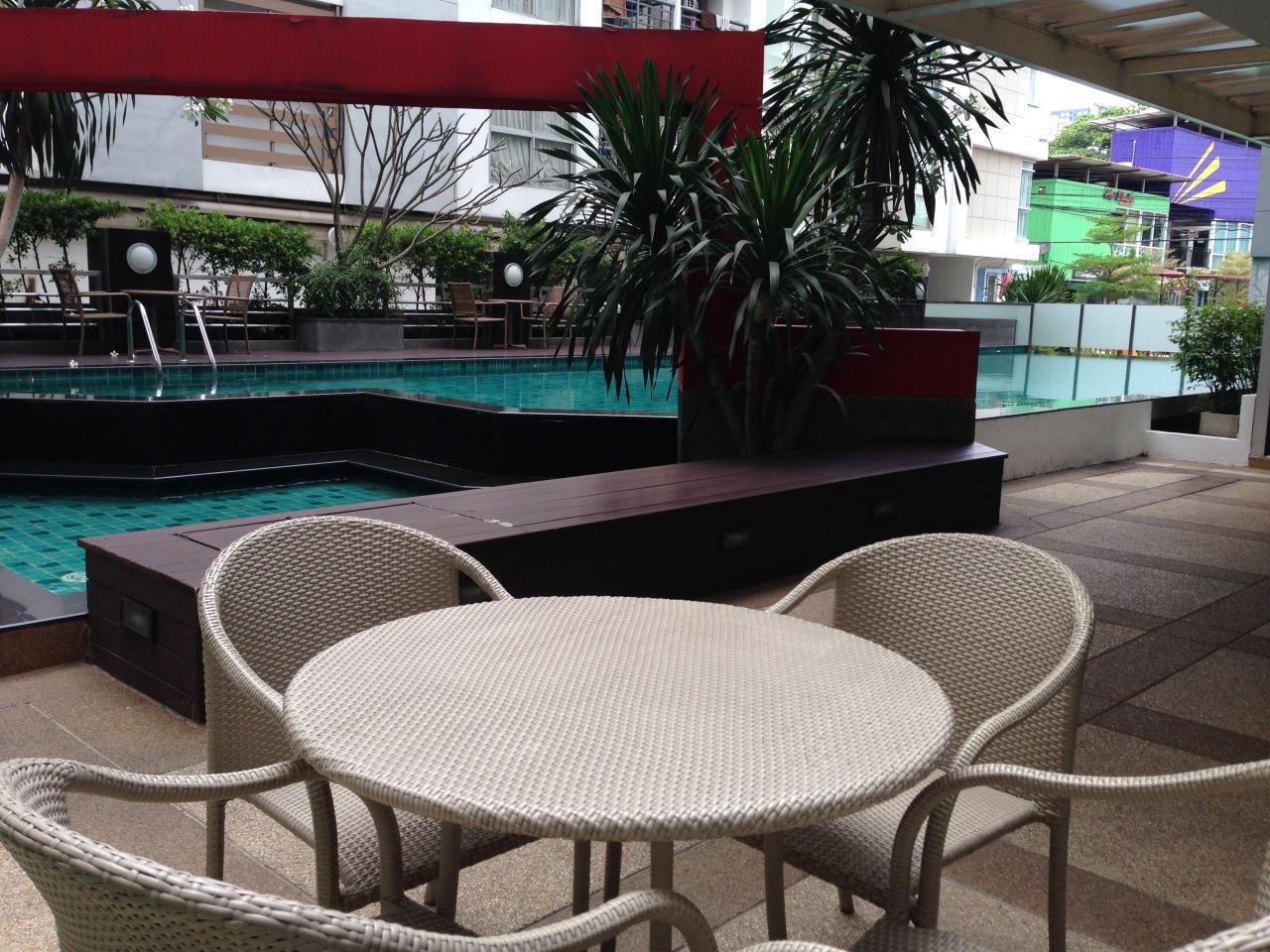 BKK BestLife Real Estate Agency's Link 5 Rent 1 Bedroom On Nut 12