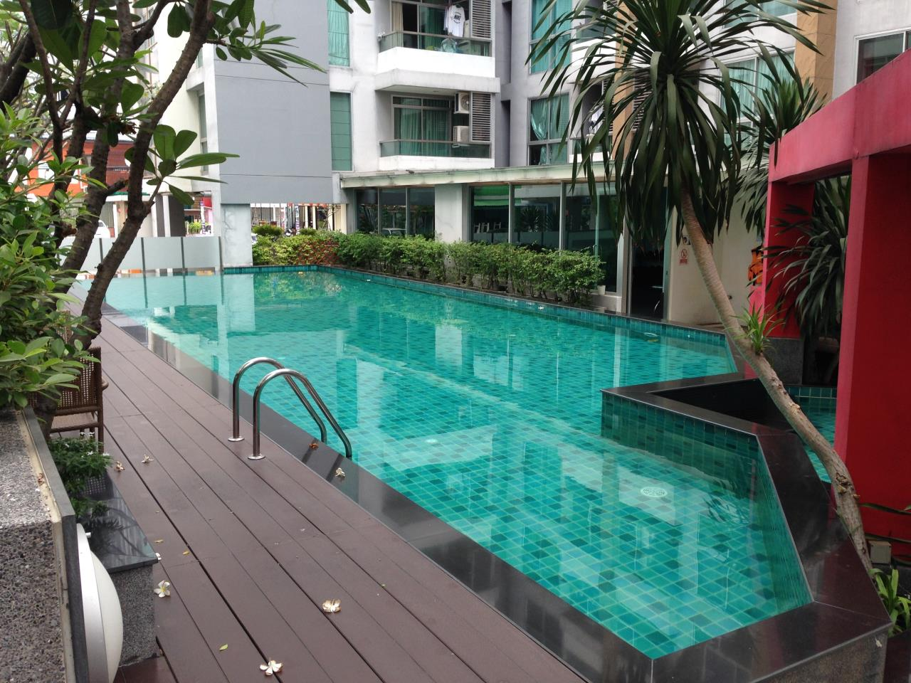 BKK BestLife Real Estate Agency's Link 5 Rent 1 Bedroom On Nut 13