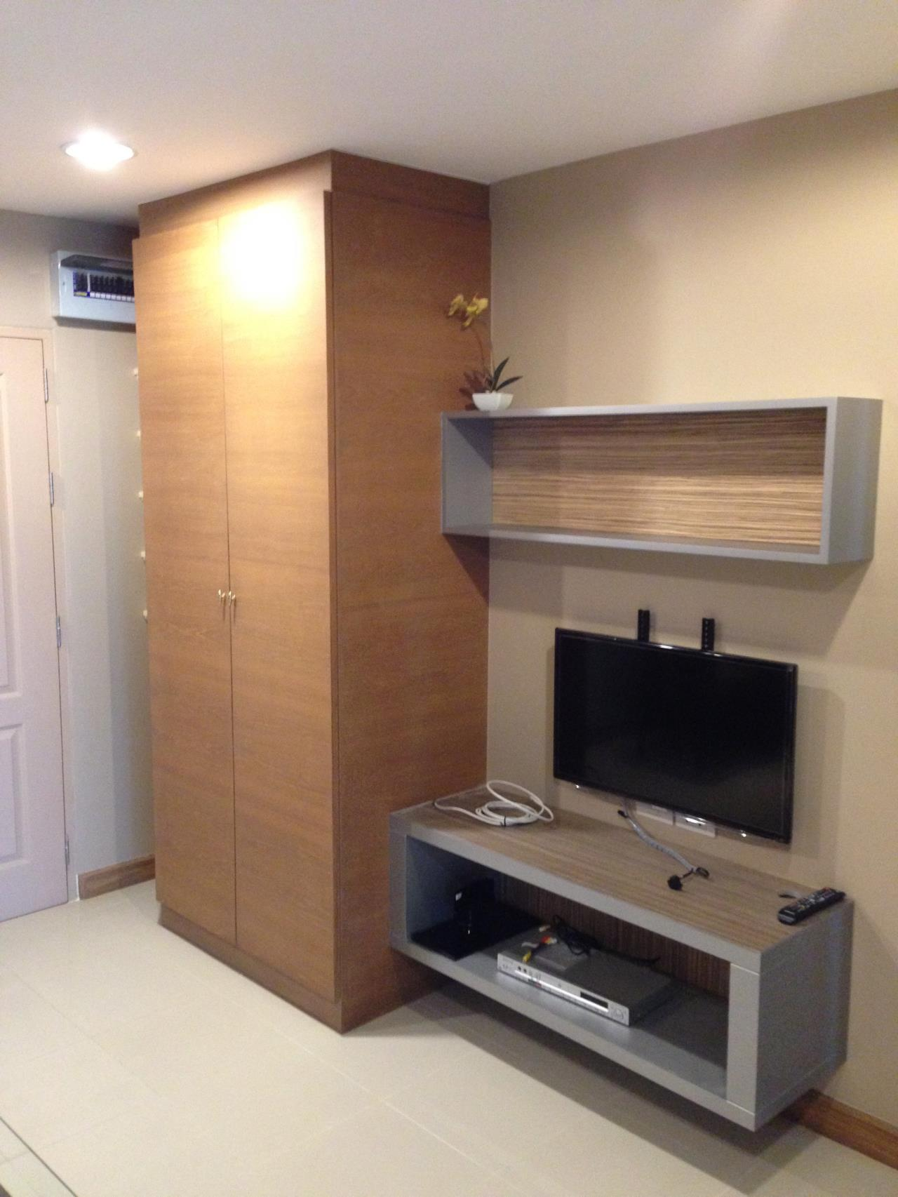 BKK BestLife Real Estate Agency's Link 5 Rent 1 Bedroom On Nut 3