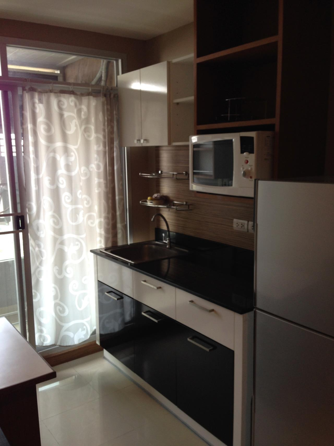 BKK BestLife Real Estate Agency's Link 5 Rent 1 Bedroom On Nut 5