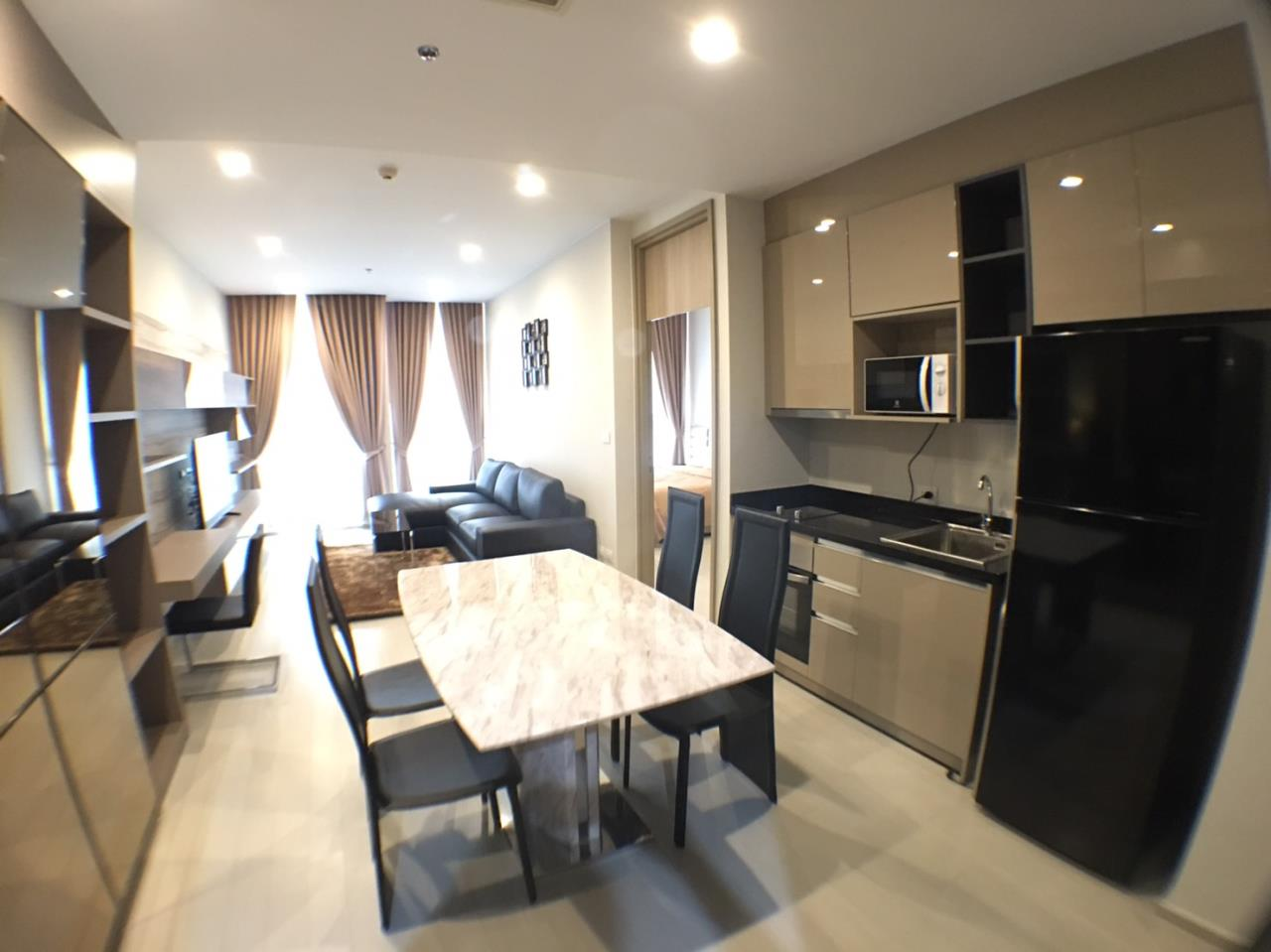 BKK BestLife Real Estate Agency's Noble Rent 1 Bedroom Ploen Chit 1