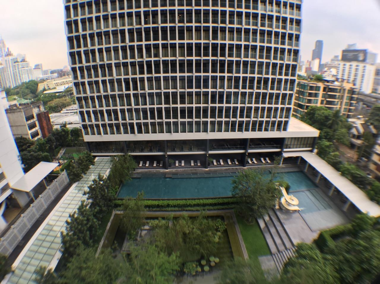 BKK BestLife Real Estate Agency's Noble Rent 1 Bedroom Ploen Chit 5