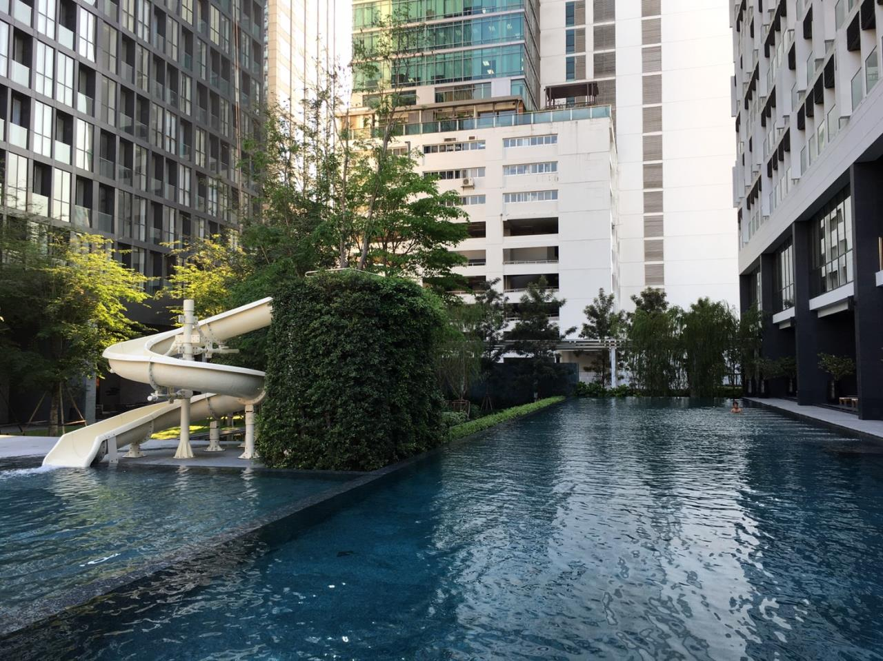 BKK BestLife Real Estate Agency's Noble Rent 1 Bedroom Ploen Chit 6