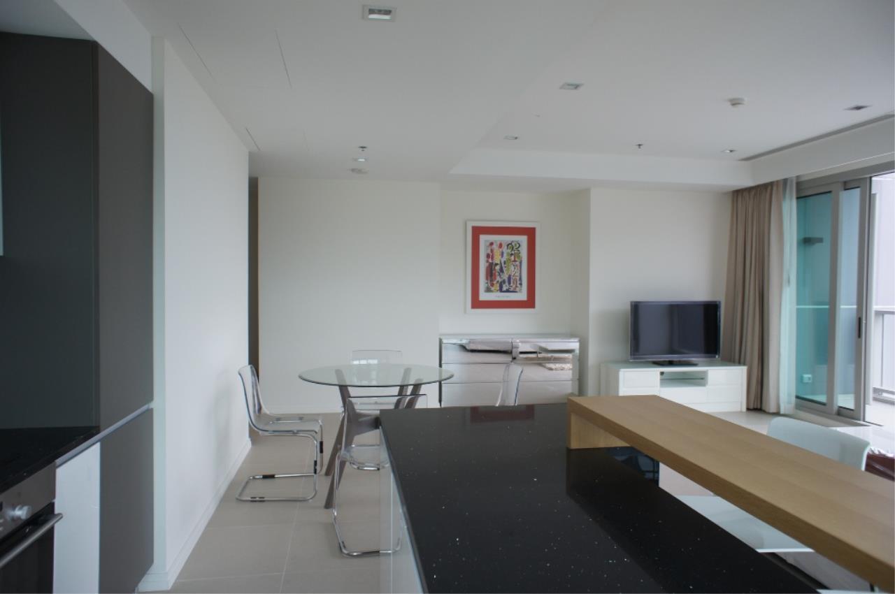 BKK BestLife Real Estate Agency's The River Condo Rent 2 Bedrooms Charoen Nakohn 2
