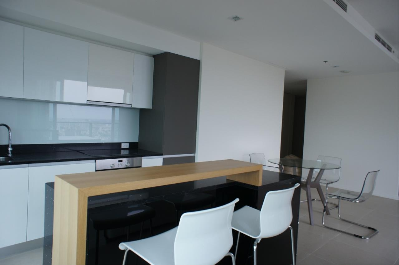 BKK BestLife Real Estate Agency's The River Condo Rent 2 Bedrooms Charoen Nakohn 3