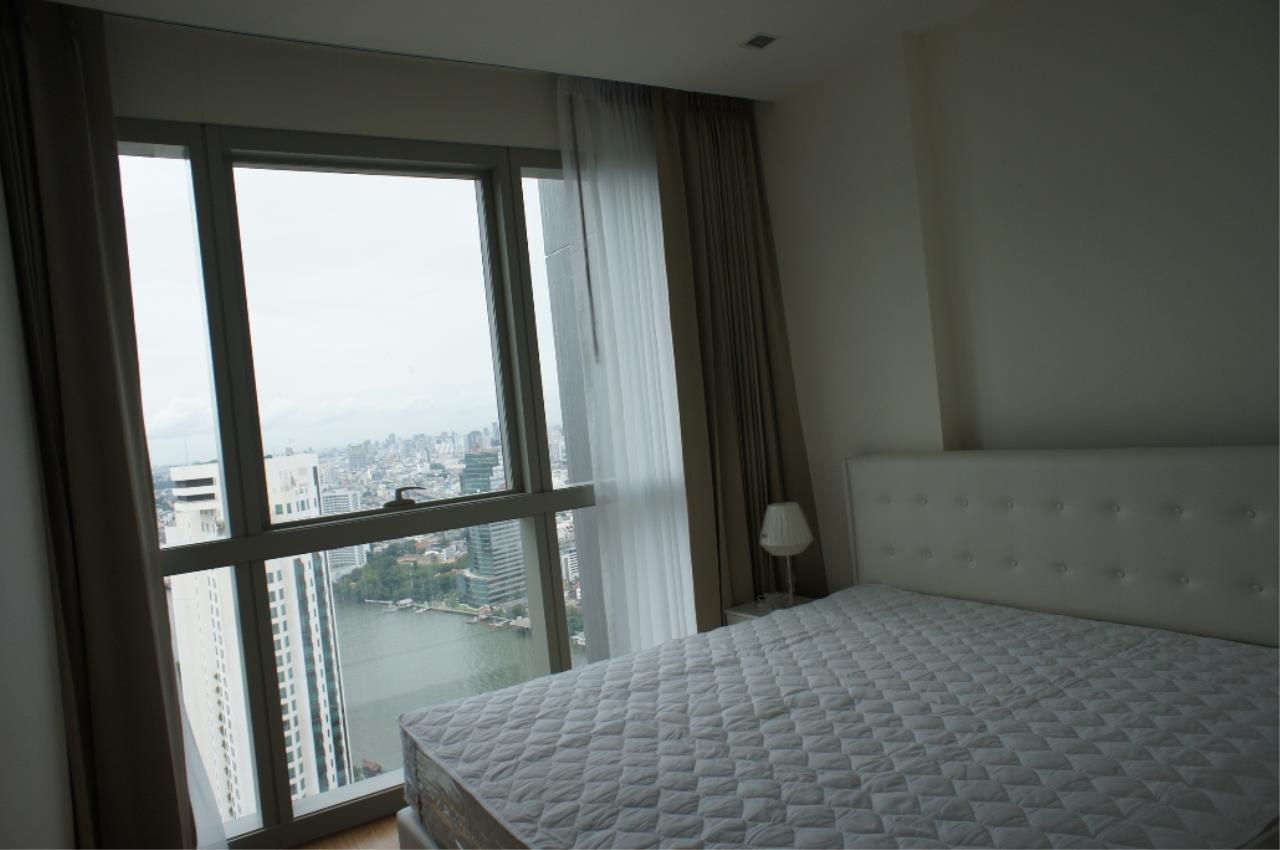 BKK BestLife Real Estate Agency's The River Condo Rent 2 Bedrooms Charoen Nakohn 4