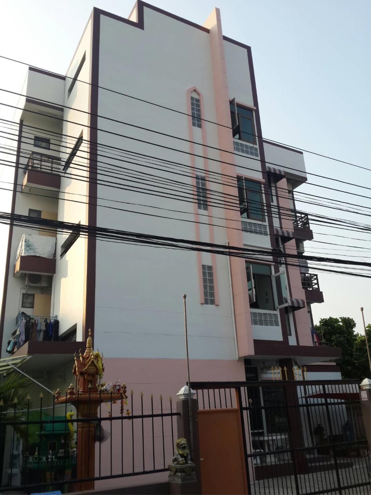 BKK BestLife Real Estate Agency's Samrong Apartment Building Sale 31 Units Sukhumvit 1