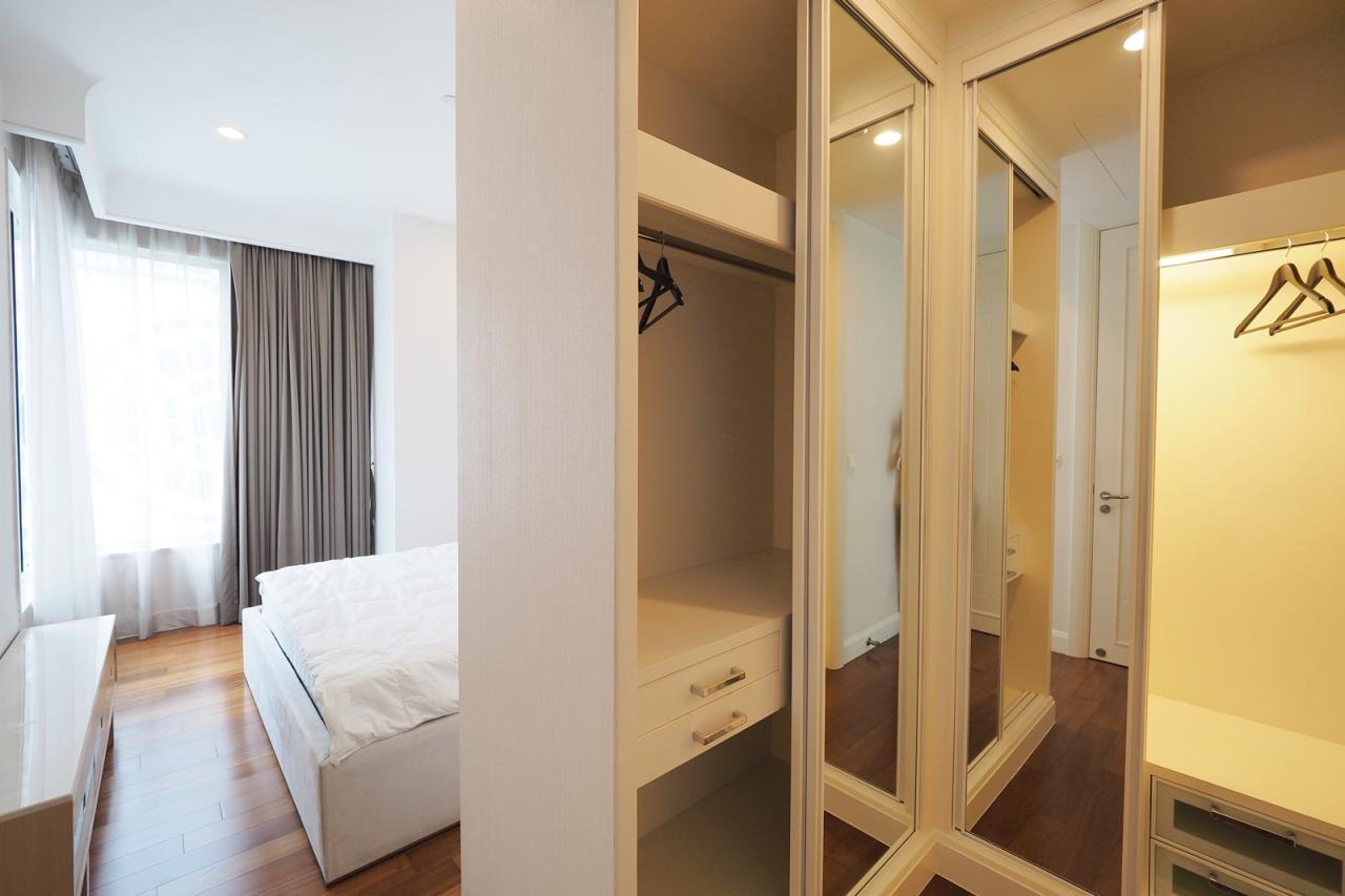 BKK BestLife Real Estate Agency's Q Langsuan Rent 2 bedrooms Chit Lom  10
