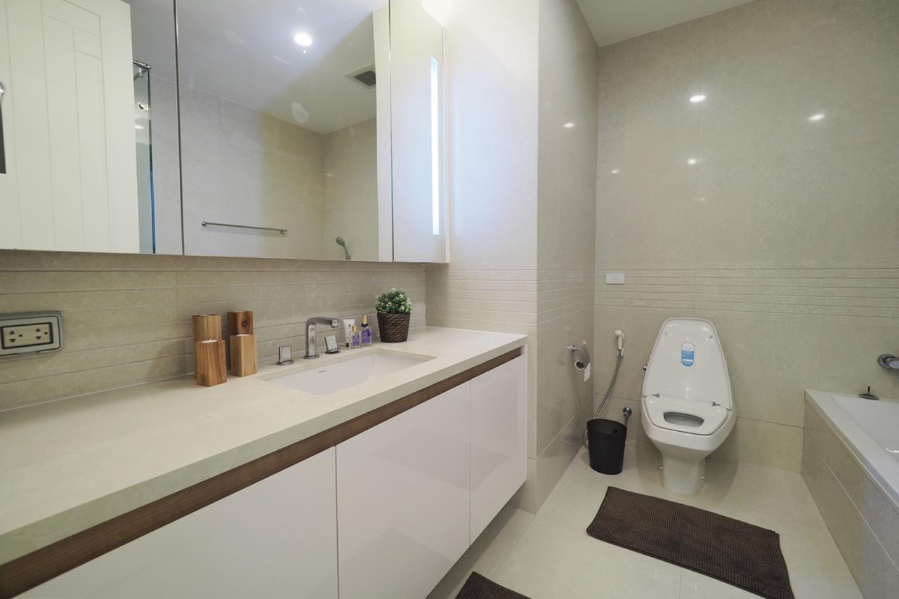 BKK BestLife Real Estate Agency's Q Langsuan Rent 2 bedrooms Chit Lom  11