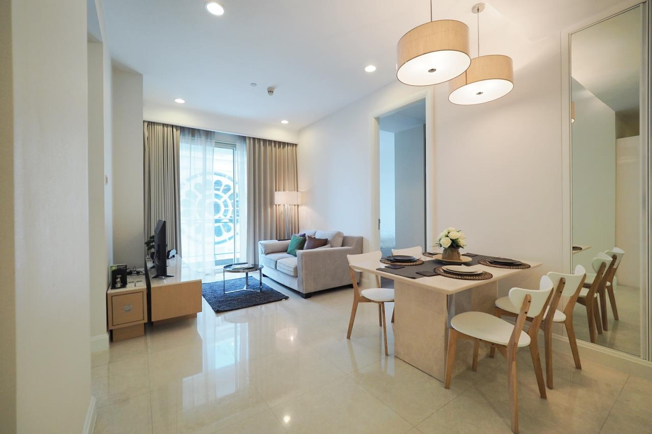 BKK BestLife Real Estate Agency's Q Langsuan Rent 2 bedrooms Chit Lom  4