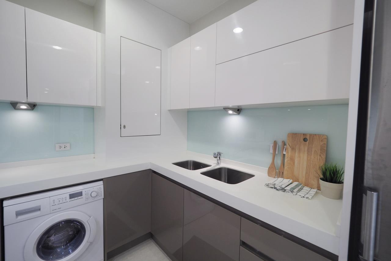 BKK BestLife Real Estate Agency's Q Langsuan Rent 2 bedrooms Chit Lom  18