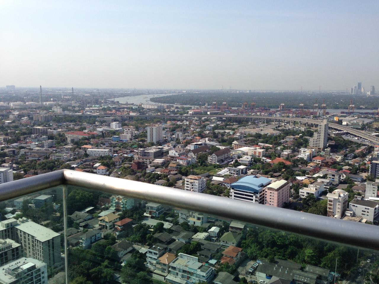 BKK BestLife Real Estate Agency's Rhythm Sukhumvit Sale/Rent 1 Bedroom On Nut 16