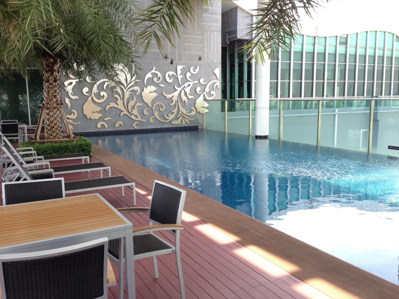 BKK BestLife Real Estate Agency's Rhythm Sukhumvit Sale/Rent 1 Bedroom On Nut 12