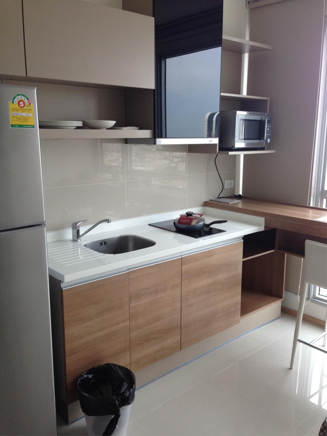 BKK BestLife Real Estate Agency's Rhythm Sukhumvit Sale/Rent 1 Bedroom On Nut 3